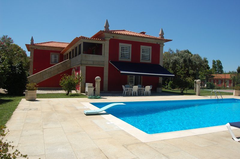 Quinta de Lanheses, holiday rental in Balugaes