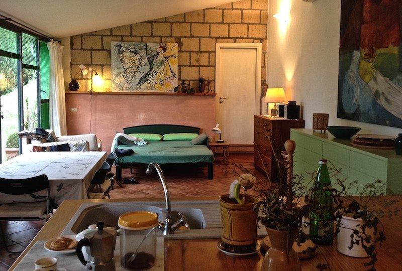 Podere Porcino 'Studio', Ferienwohnung in San Michele in Teverina