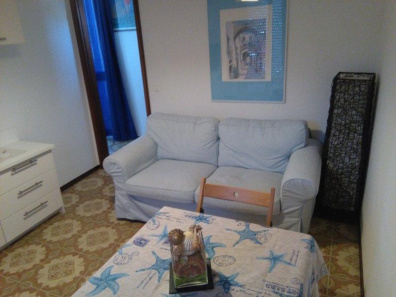 Appartamento estivo a 200m dal mare a Cesenatico, vacation rental in San Mauro a Mare
