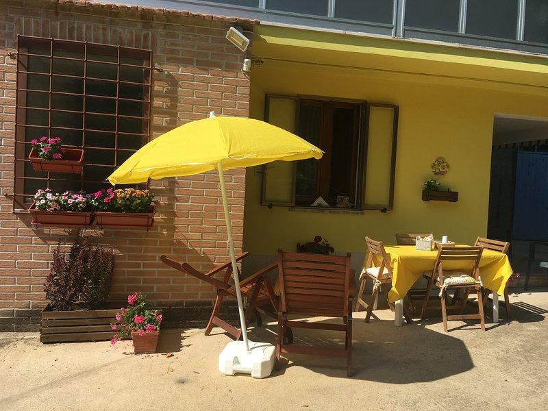 casa relax vacanze, holiday rental in Ari