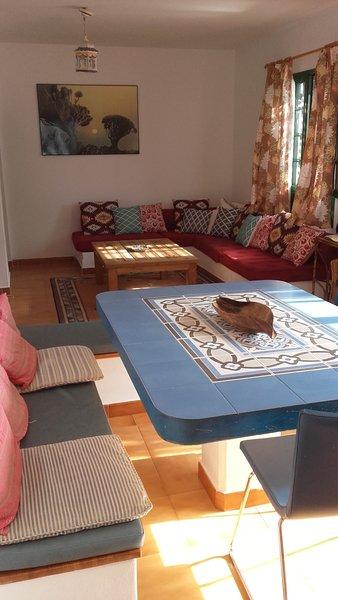 sala de estar comedor