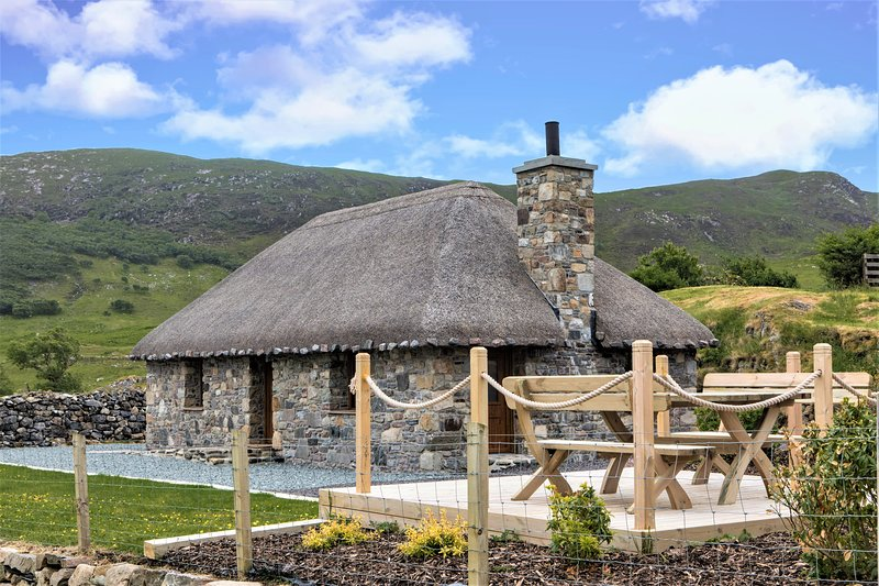 Beinn Dearg Cottage, holiday rental in Broadford