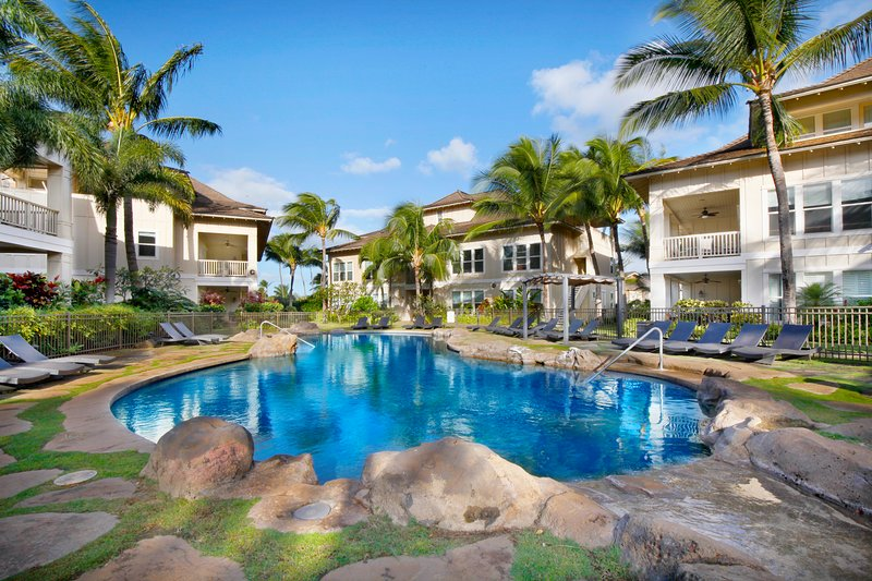 Luxury Resort living at Poipu  Beach Villas