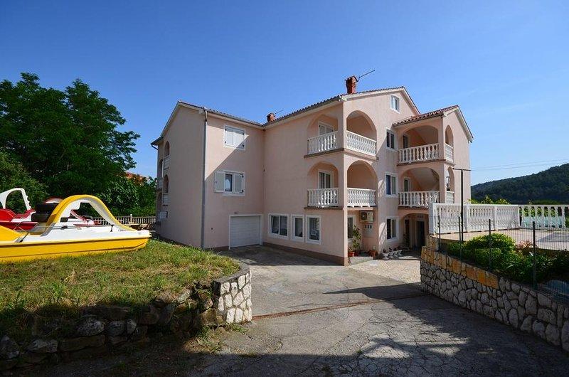 Ferienwohnung 4620-2 für 4 Pers. in Lopar, holiday rental in Lopar