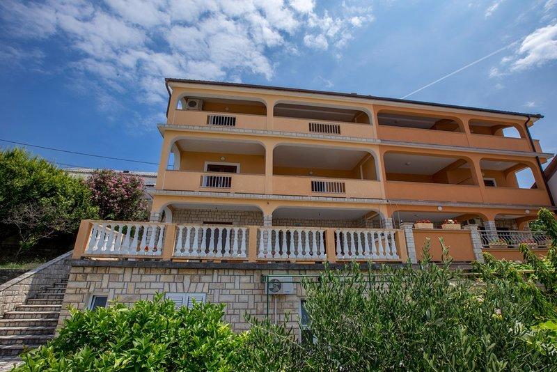 Ferienwohnung 4618-4 für 2+1 Pers. in Lopar, holiday rental in Lopar
