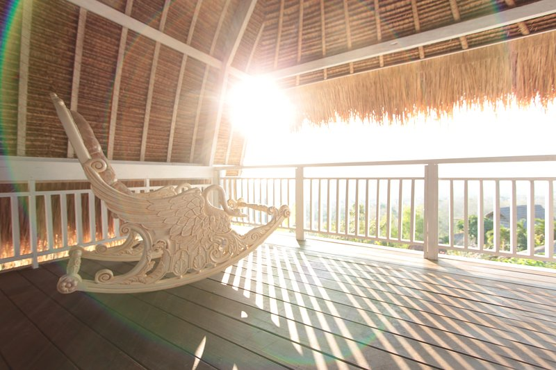 Two-bedroom sunset view villa. Beautifully located on a hill., holiday rental in Jimbaran