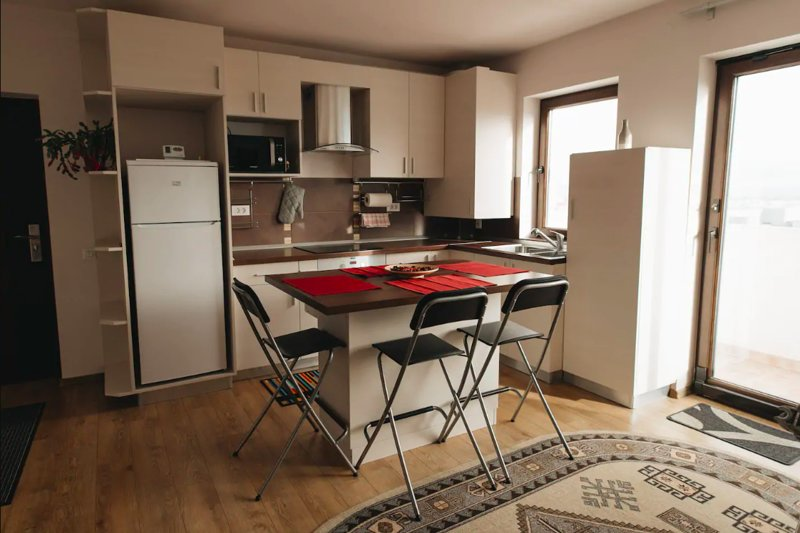 The Watchtower Apartment, holiday rental in Selimbar