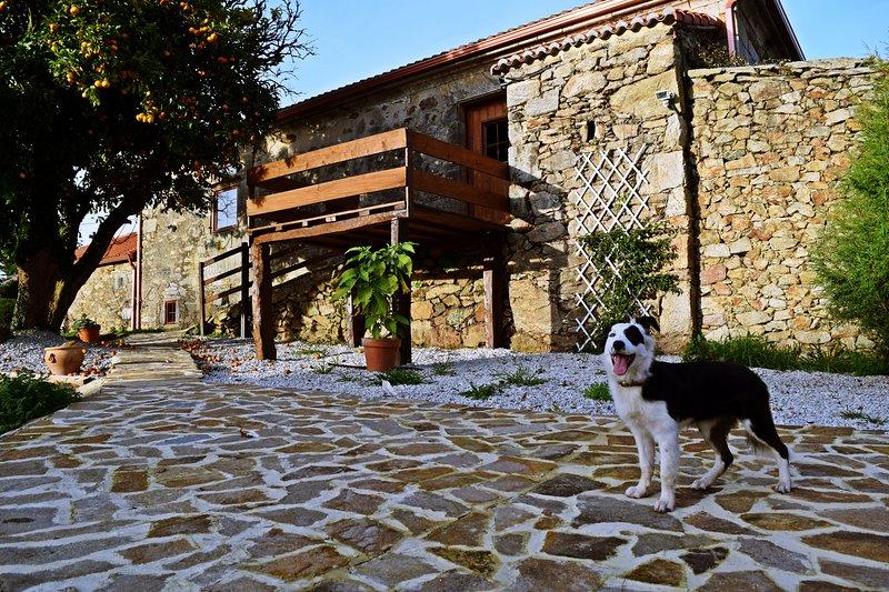 Casa Rural Pazo da Fonte, location de vacances à Ponteceso