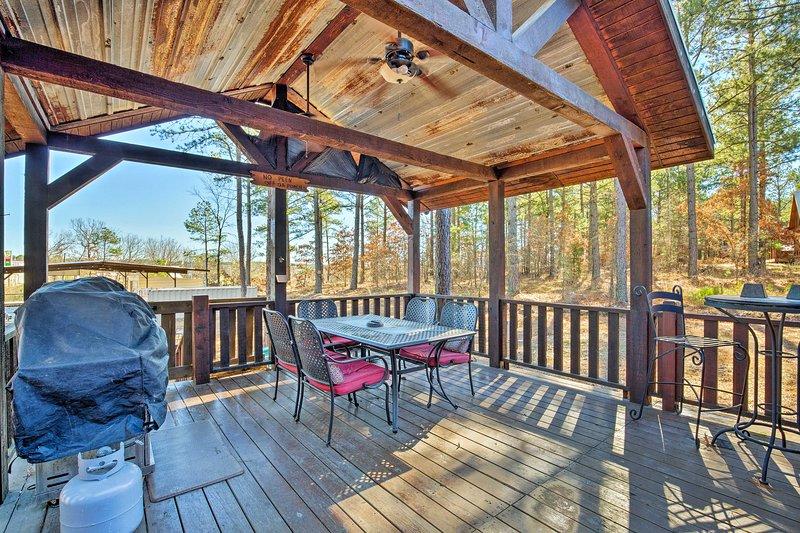 Con una terraza amueblada, bañera de hidromasaje y camas para 9, esta cabina es realmente de 5 estrellas.