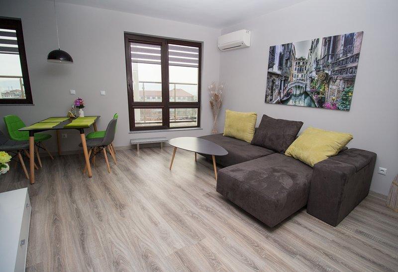 Vista West - The Living Room