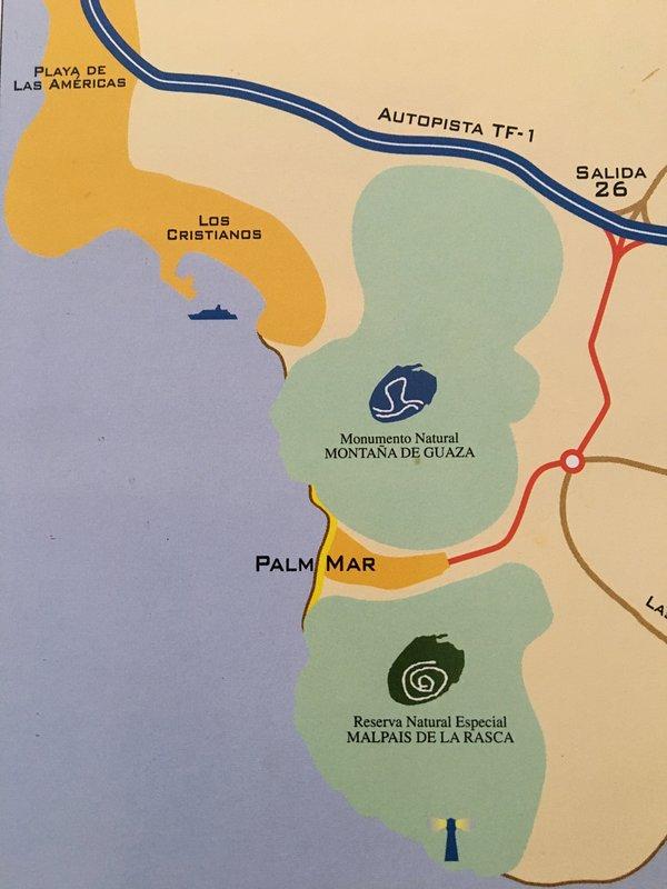 Situazione del villaggio Palm-Mar