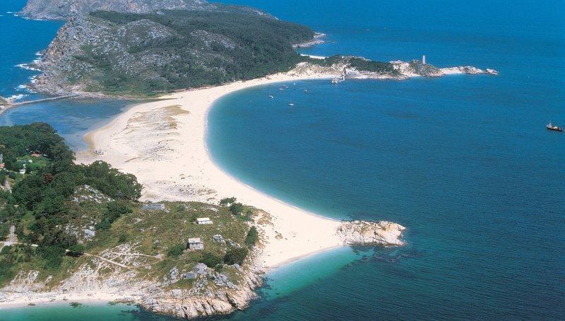 Rhodes, îles Cies, La meilleure plage du monde selon The Guardian