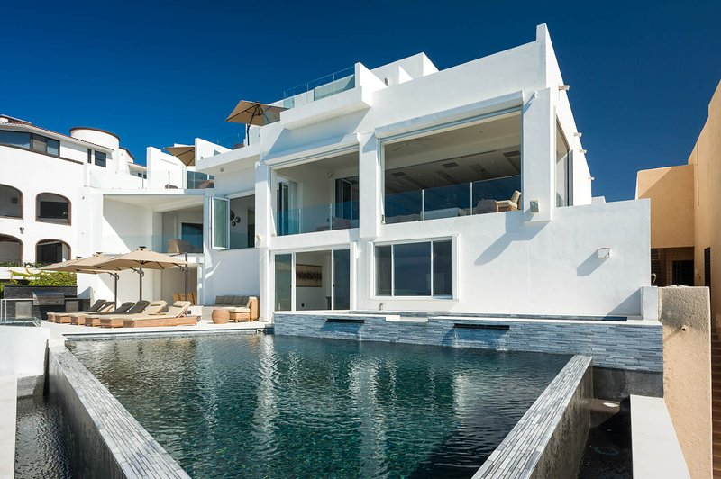 Make the most of your Cabo vacation at this luxury villa located in the gated community of Pedregal