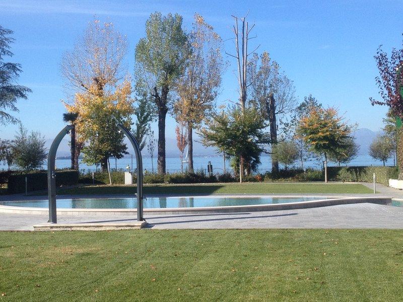 Paradiso sul Lago di Garda, holiday rental in Castelnuovo del Garda