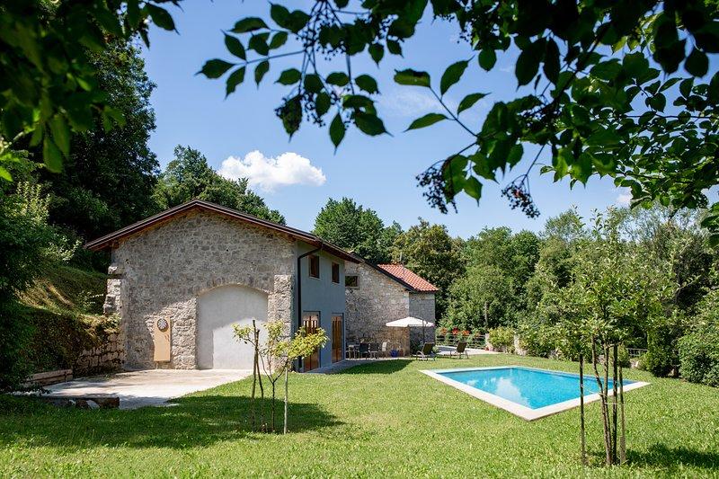 Villa Anton-La vieille laiterie .... solitude, sérénité et repos!