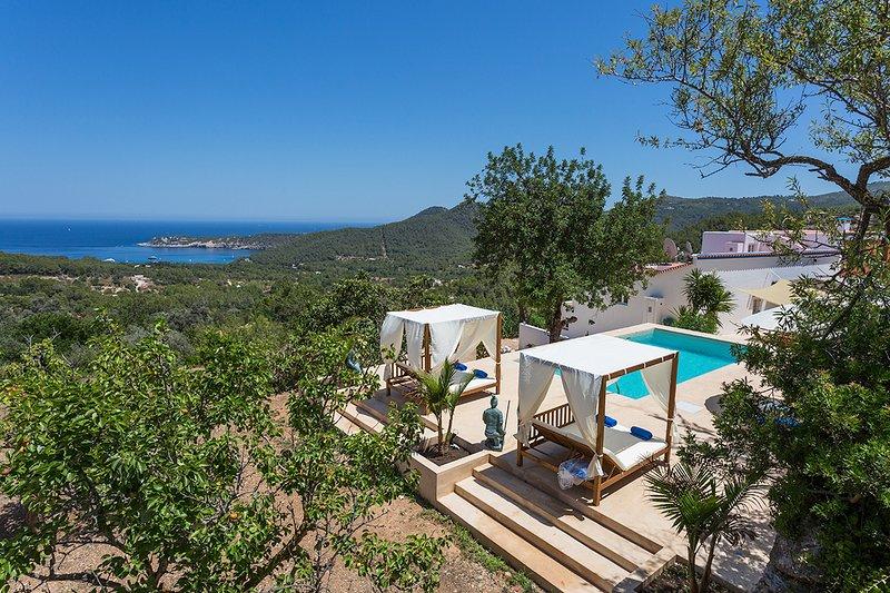 Villa Natx, vacation rental in Portinatx