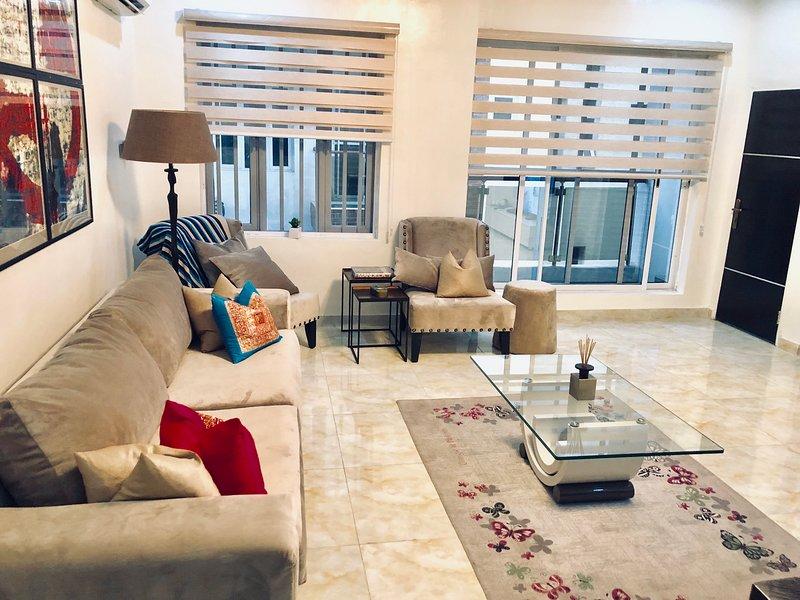 Justice Hausse Ikoyi, holiday rental in Lagos State