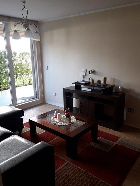 Lindo departamento, holiday rental in Frutillar