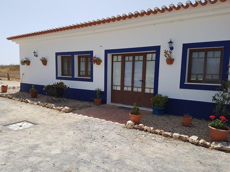 Casa Coruja front entrance