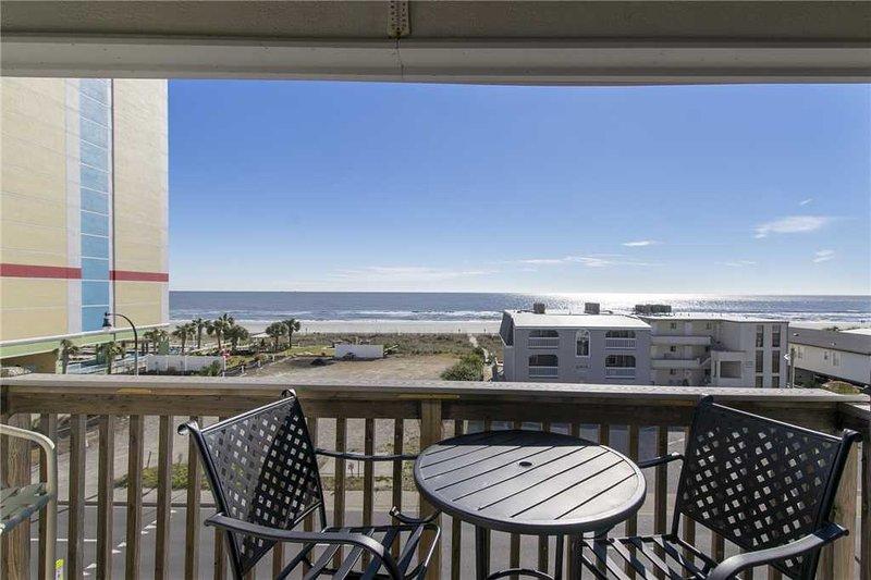 Ocean Terrace C3, vacation rental in North Myrtle Beach