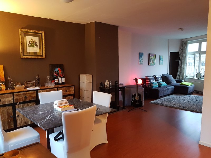 Great apartment near the canals | near citycenter and tourist areas | peaceful, vacation rental in Sloten