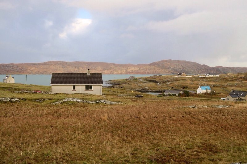 Holiday Cottage in Isle of Eriskay, vacation rental in Lochboisdale