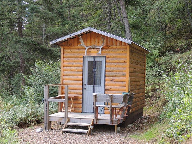 Texas Creek Cabin, holiday rental in Lillooet