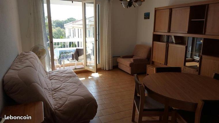 LOUE STUDIO PRES  PLAGE, alquiler de vacaciones en Saint-Aygulf