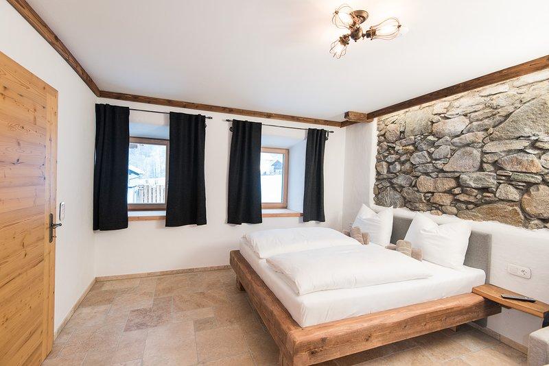 Gletscher Appartements EDELWEISS: Natur- und Skiurlaub beim Mölltaler Gletscher, holiday rental in Mortschach