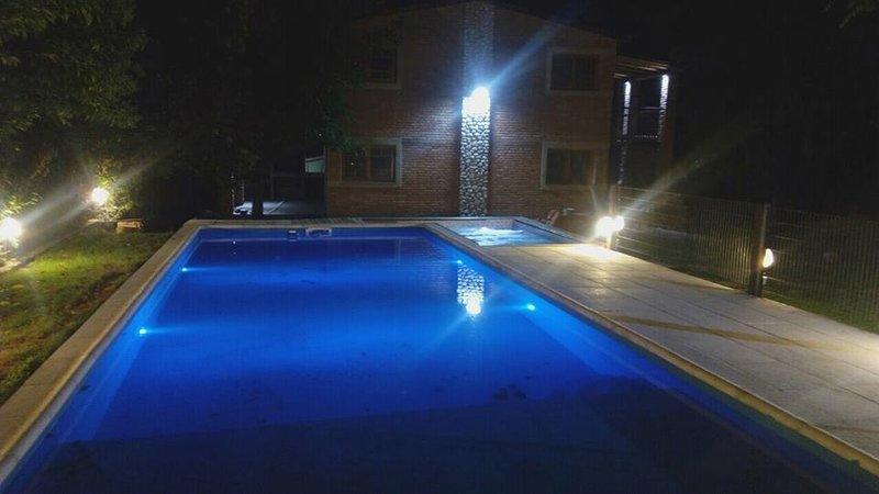 Cabañas Rebeca Los Hornillos Duplex, location de vacances à Las Rabonas