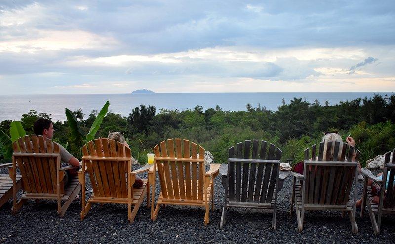 The Beach Pad se encuentra a 5 minutos en auto de Beach House, ¡uno de los mejores lugares para ver la puesta de sol!