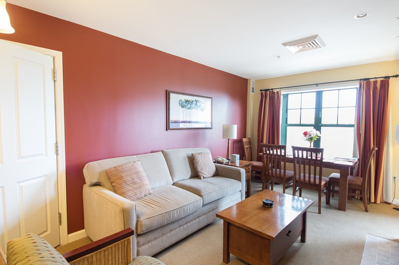 1 Bedroom Condo at the Appalachian , Mountain Creek Resort, alquiler de vacaciones en Warwick