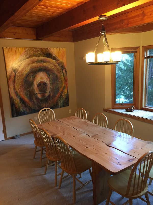 Spectacular Shannon Ford Painting Watches Over Your Meals