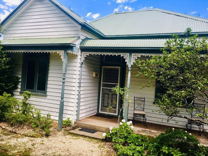 White Rose Cottage – semesterbostad i Narbethong