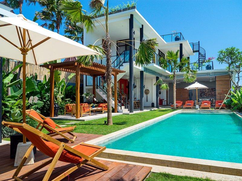 Villa Boa a Canggu Beachside Villas - Rilassati e goditi la piscina