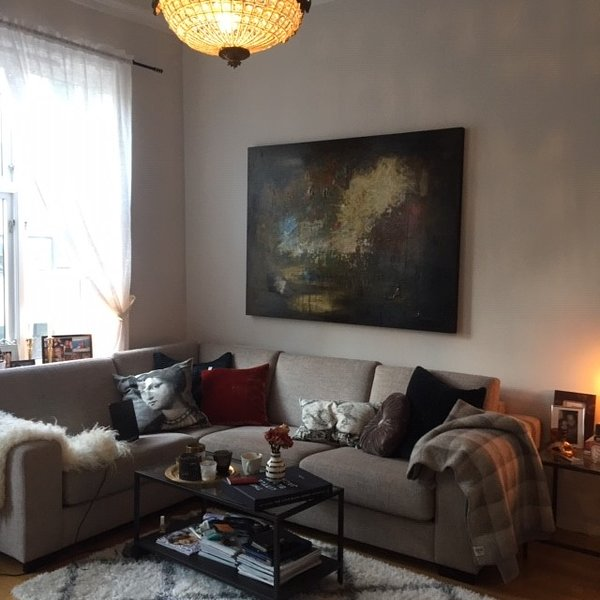 Newly refurbished, spacious apartment in central Oslo, alquiler vacacional en Oslo