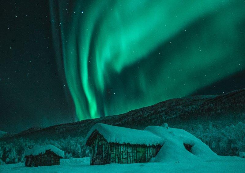 Senja Opplevelser AS,  hytter med sjøutsikt, alquiler de vacaciones en Troms