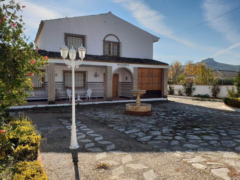 CASA RURAL RIOCORVO, location de vacances à Lucena