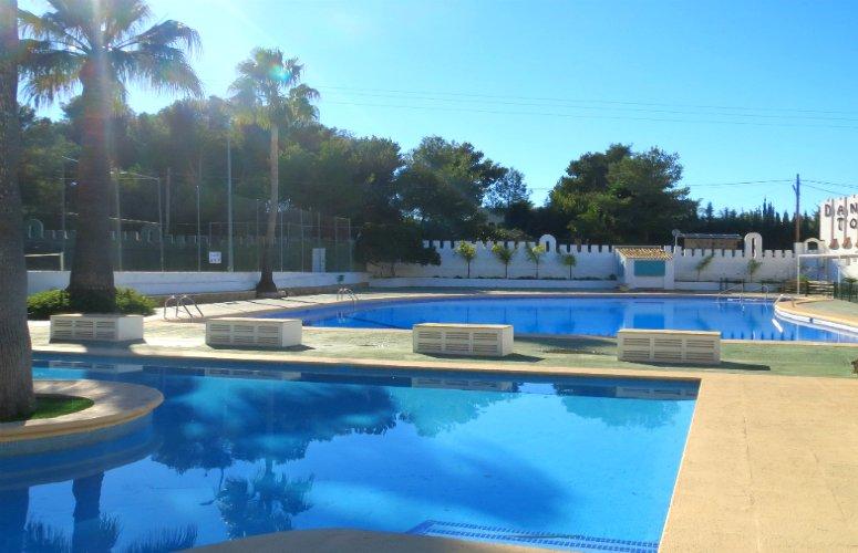 Toscamar Garden Apartment, location de vacances à Javea