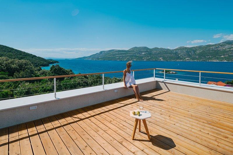Luxury Villa Helios with Pool, vacation rental in Zrnovska Banja