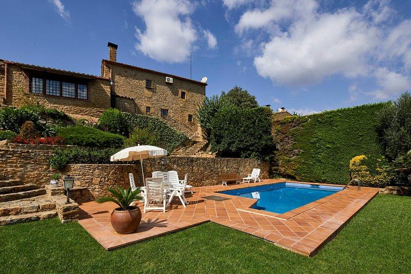 Casa rural 'Can Corominas' en Madremanya, vacation rental in Foixa