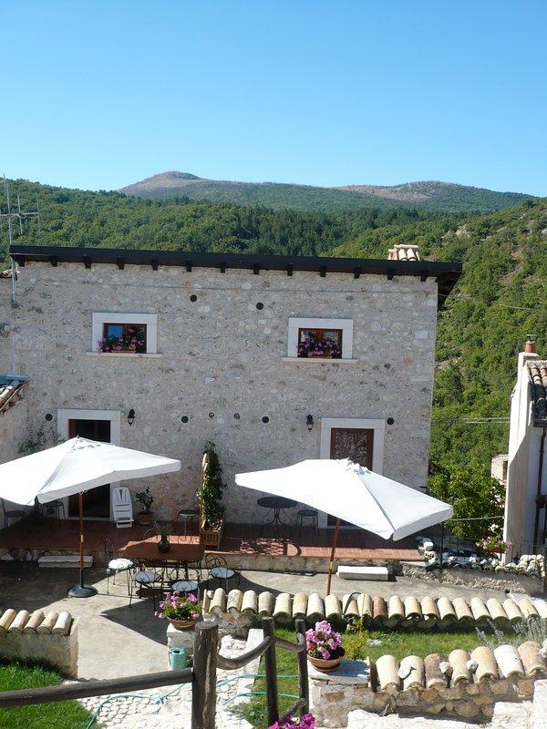 Regio Tratturo, alquiler vacacional en Calascio