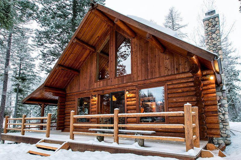 Welcoming Peaceful Dog Friendly Cabin Easy Access To