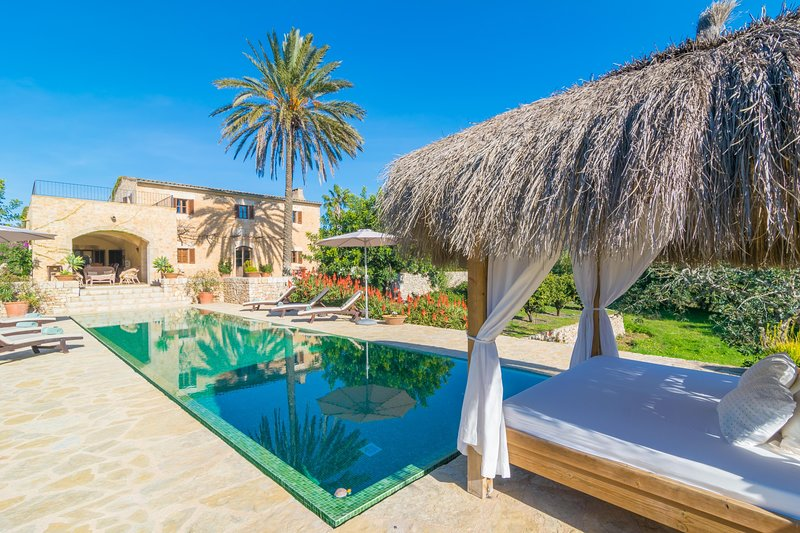SON PUNTA - Villa for 8 people in Son Prohens (Felanitx), vacation rental in Son Macia