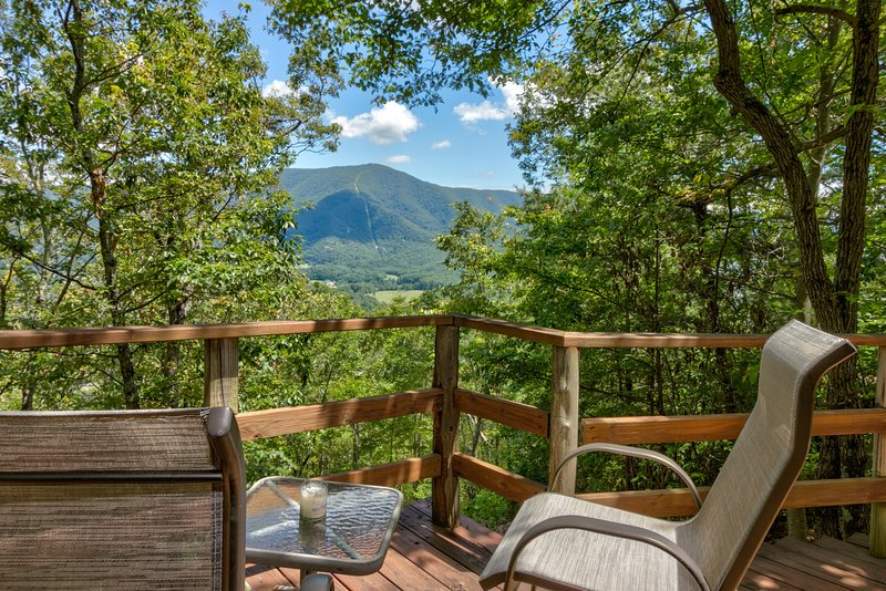 Intimate dog-friendly cabin w/ private hot tub. Close to Great Smoky Mtns!, vacation rental in Sevierville
