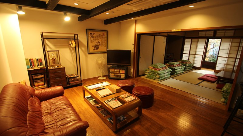 Full Traditional 'Machiya' House in Heart of Kyoto (Sakura House Kyoto), location de vacances à Kyoto
