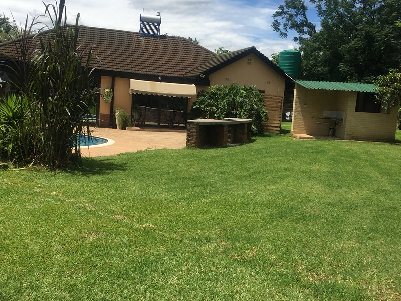 Logo House Accomodation - Main House, vacation rental in Zimbabwe