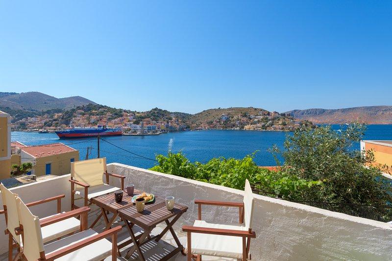 Blue Wave Villa - Egli Villa – semesterbostad i Symi