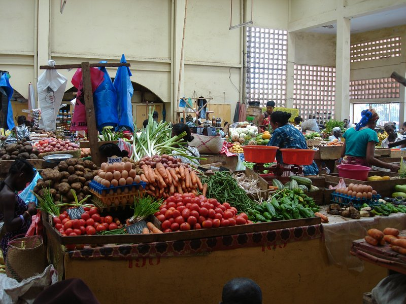 Helleville Market