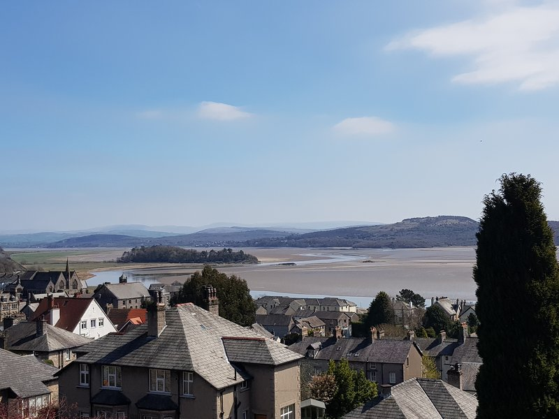 The Chalet 2 Bed Flat, holiday rental in Grange-over-Sands